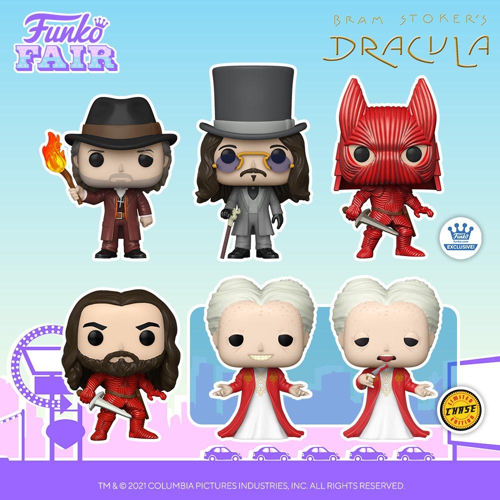Funko Fair 2021 - POP Dracula
