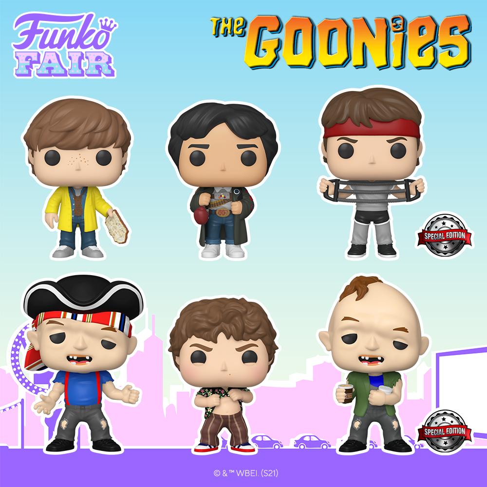 Funko Fair 2021 - POP Goonies