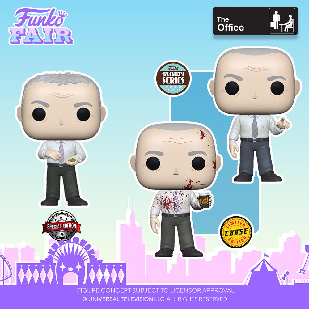 Funko Fair 2021 - POP The Office 2