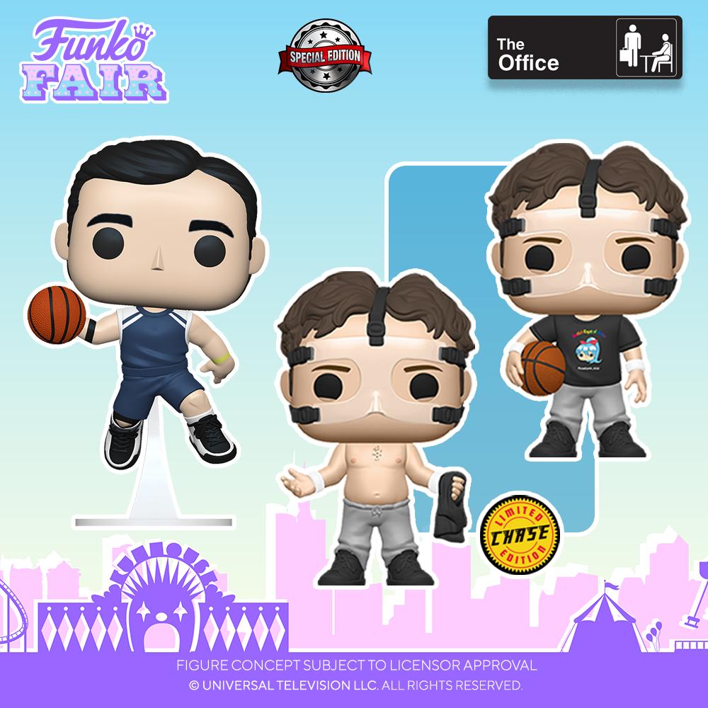 Funko Fair 2021 - POP The Office 3