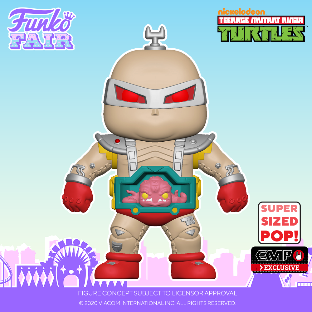 Funko Fair 2021 - POP Krang