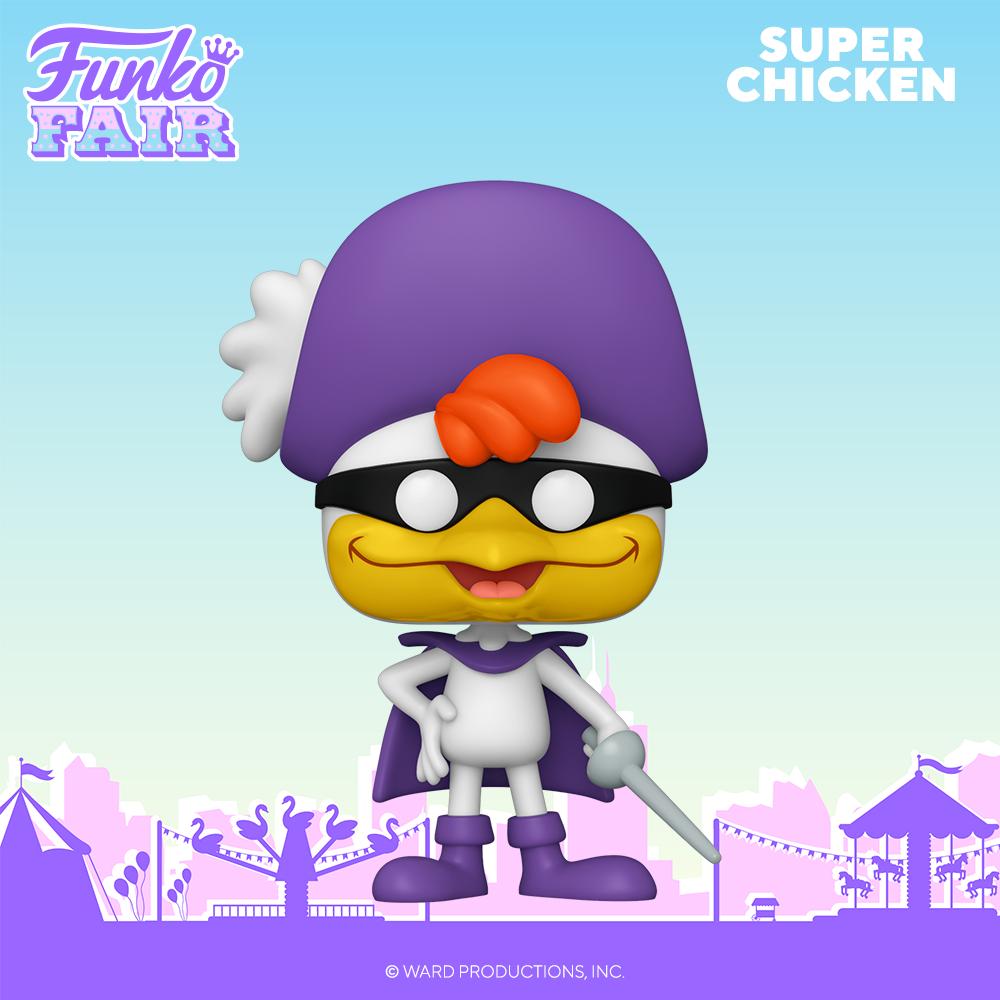 Funko Fair 2021 - POP Super Chicken