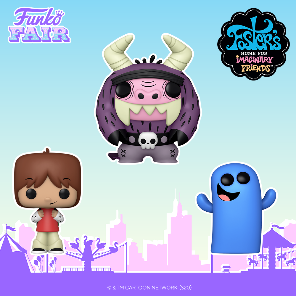 Funko Fair 2021 - POP Foster