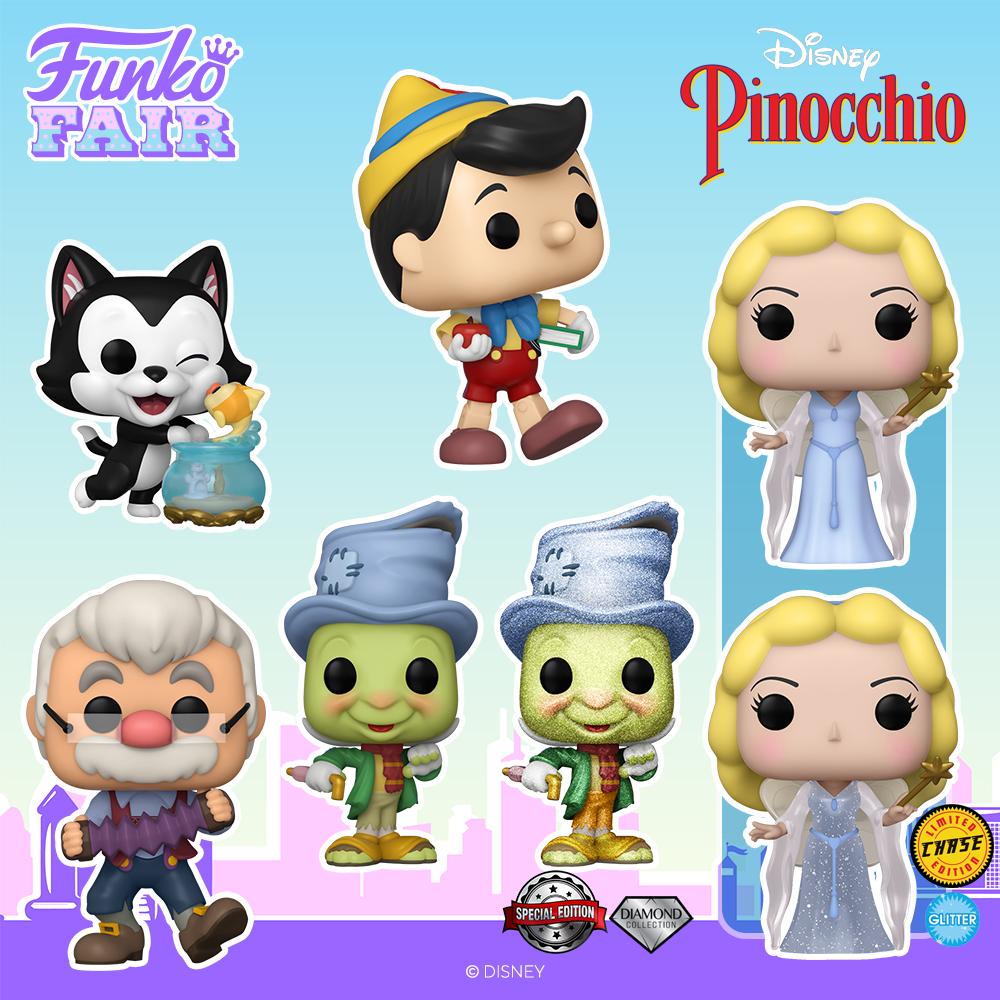 Funko Fair 2021 - POP Pinocchio