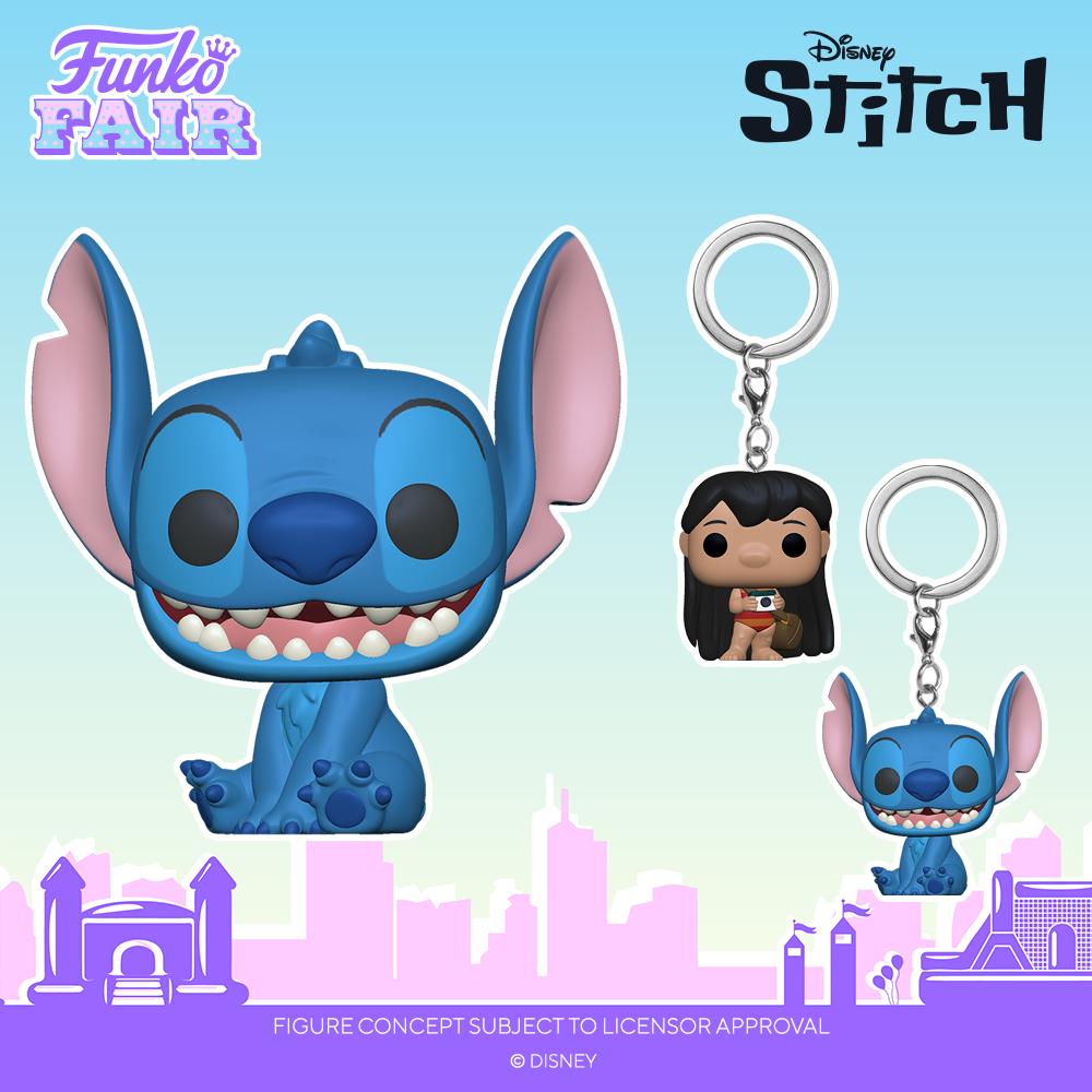 Funko Fair 2021 - POP Lilo & Stitch 4