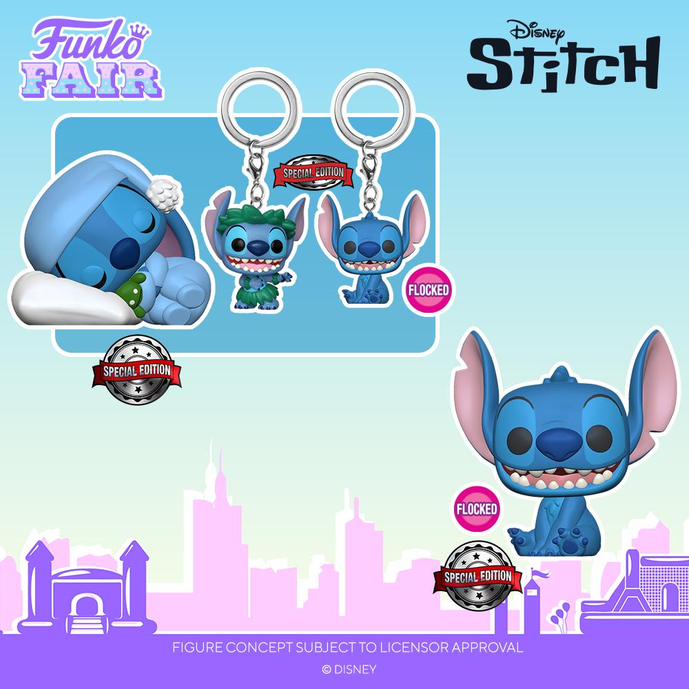 Funko Fair 2021 - POP Lilo & Stitch 3