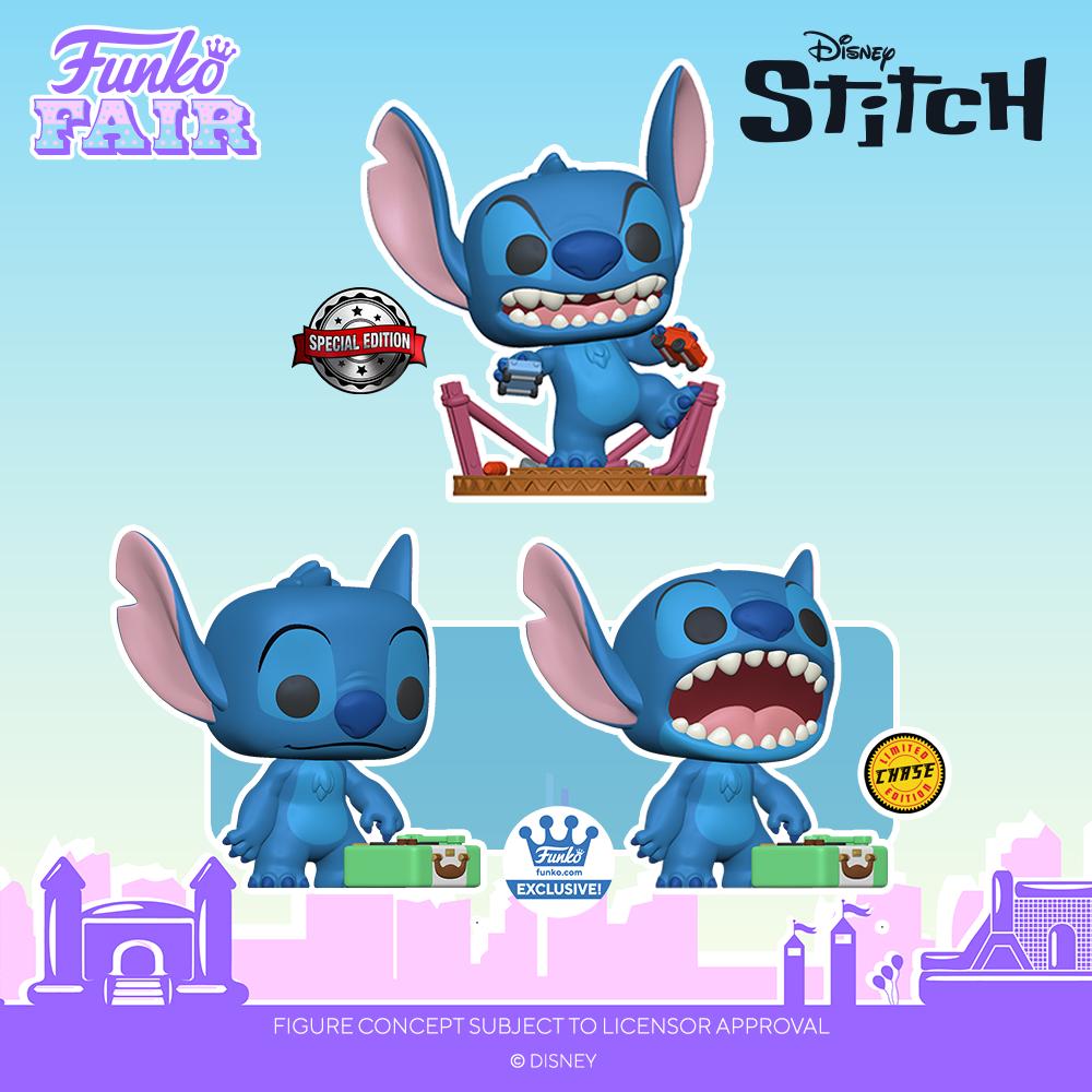 Funko Fair 2021 - POP Lilo & Stitch 2