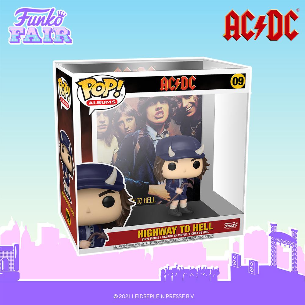 Funko Fair 2021 - POP AC-DC