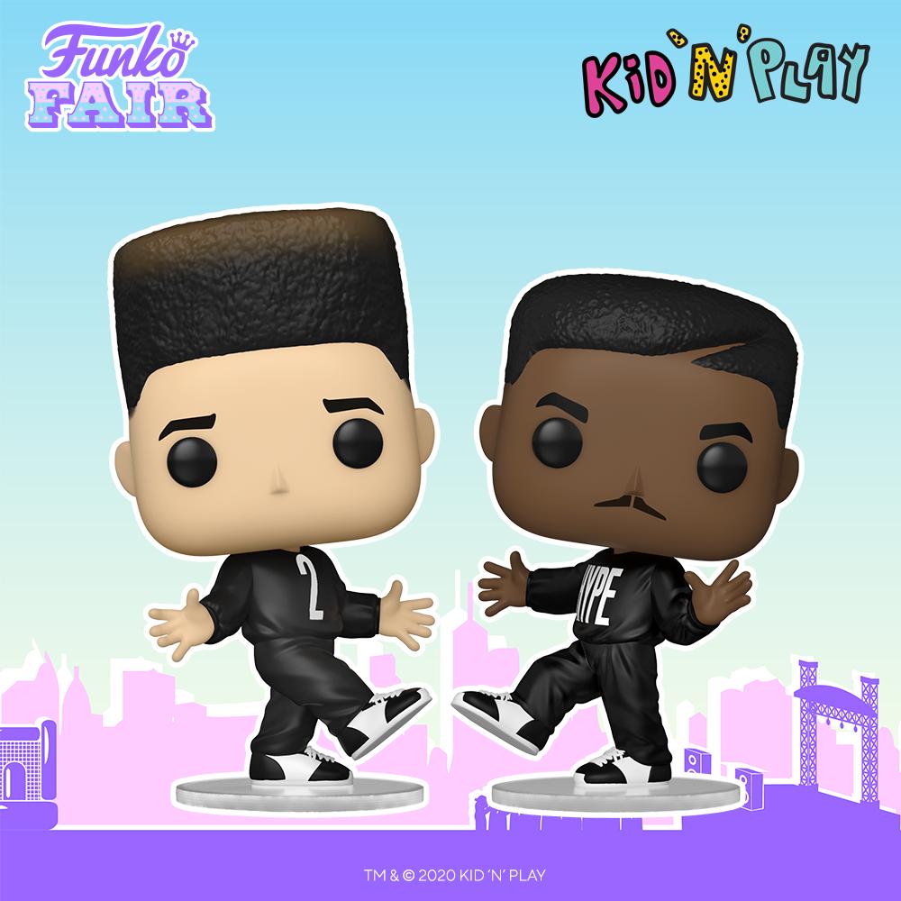 Funko Fair 2021 - POP Kid 'n' Play