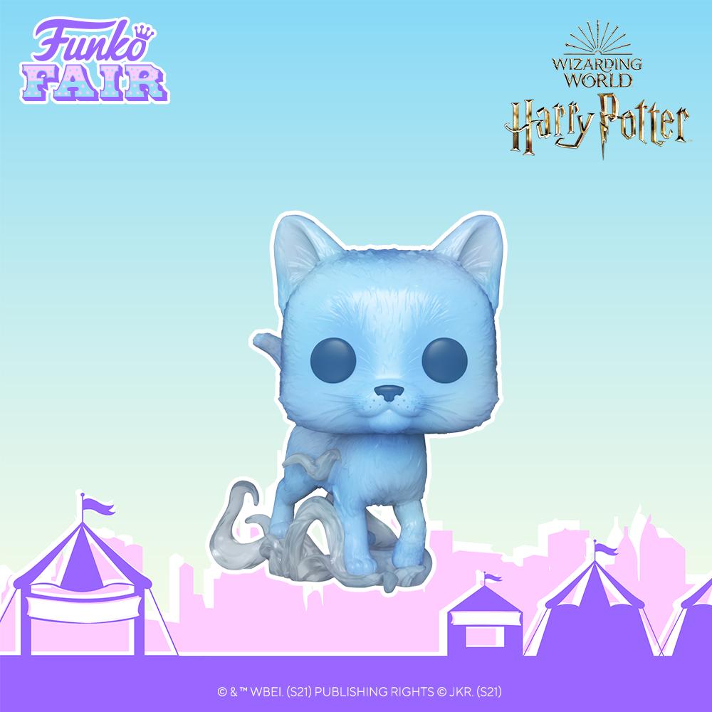 Funko Fair 2021 - POP Patronus Minerva