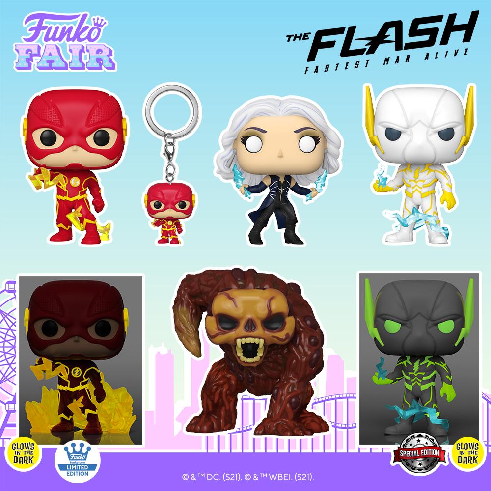 Funko Fair 2021 - POP Flash
