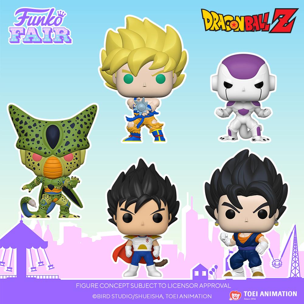 Funko Fair 2021 - POP Dragon Ball Z
