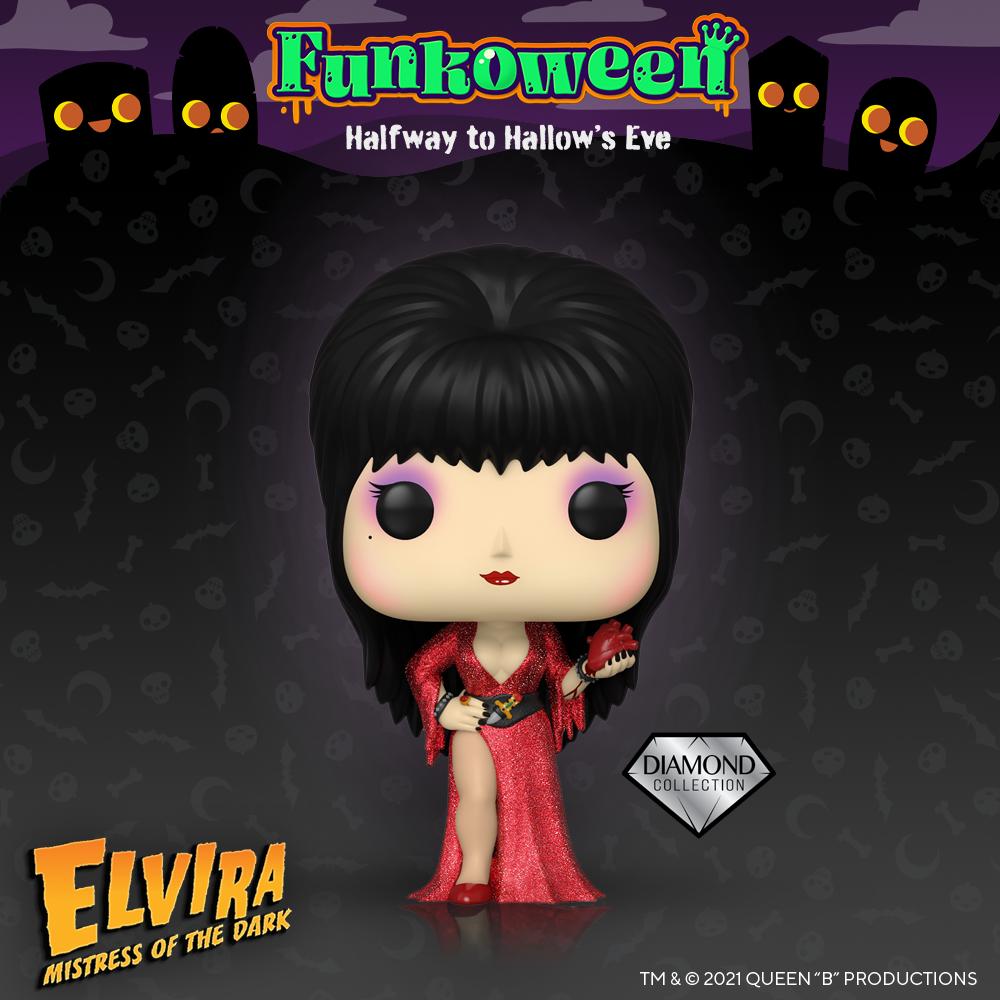POP Elvira - Funkoween 2021