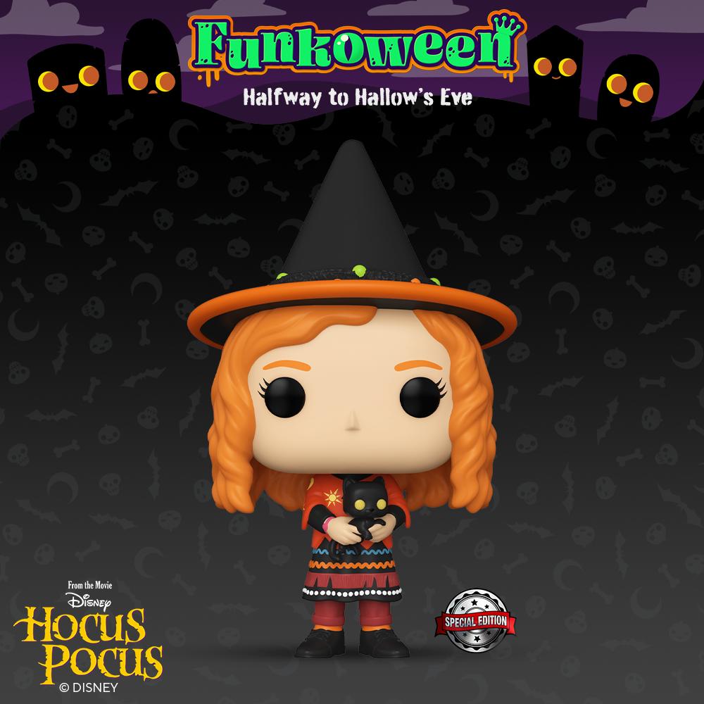 POP Hocus Pocus - Funkoween 2021