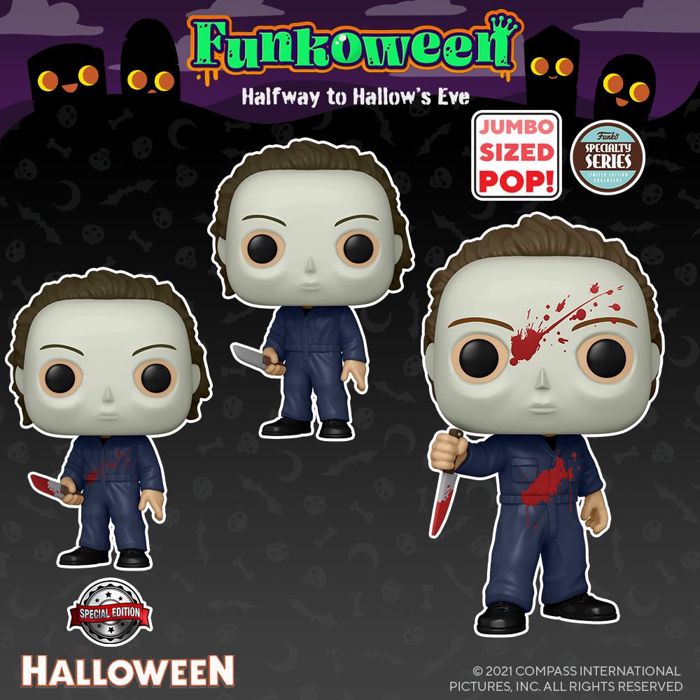 POP Halloween - Funkoween 2021