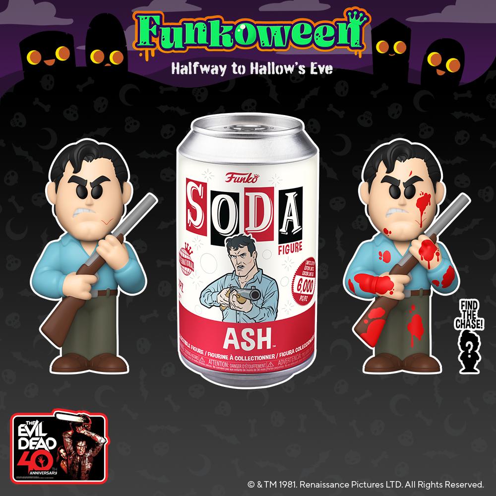 SODA Evil Dead - Funkoween 2021