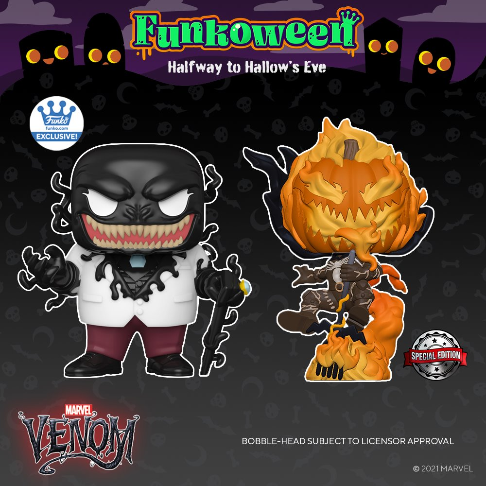 POP Venomized - Funkoween 2021