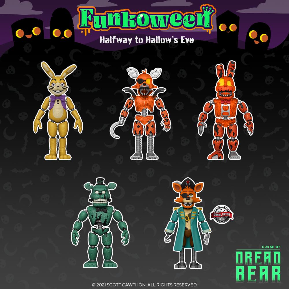 Figurine FN@F - Funkoween 2021