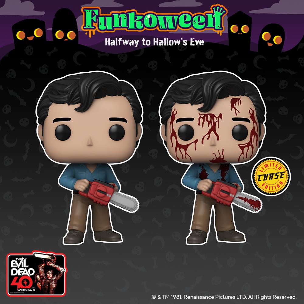 POP Evil Dead - Funkoween 2021