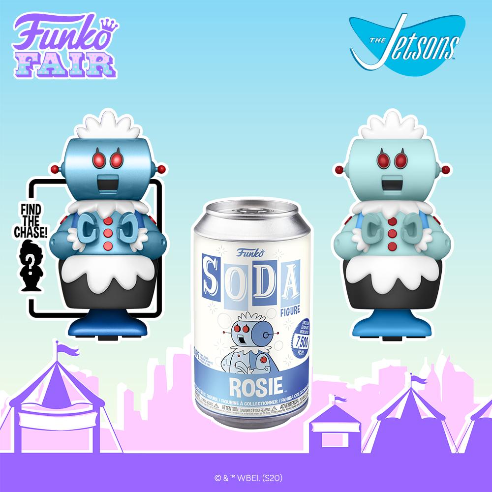 Funko Fair 2021 - SODA Jetson Rosie