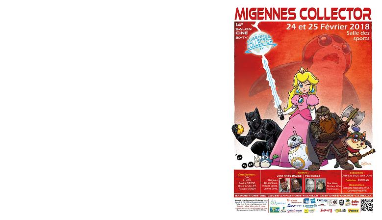 Migennes Collector 2018