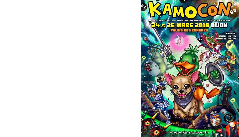 Kamo Con 3