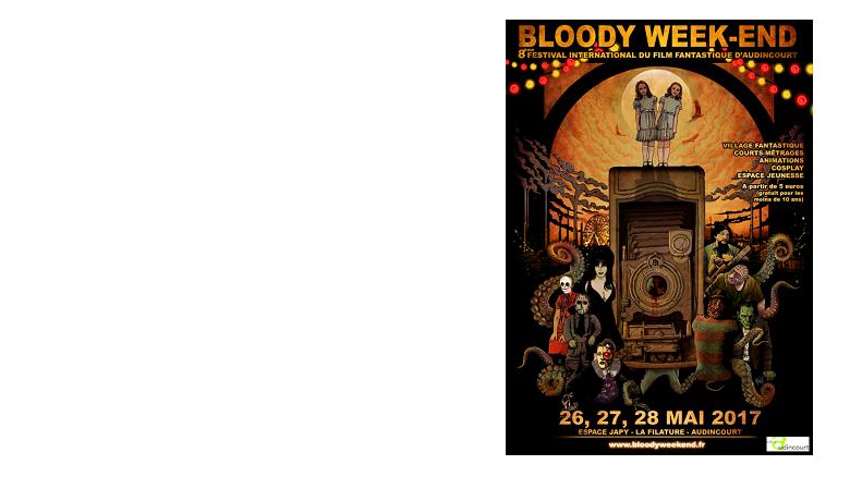 Bloody Week-End 8