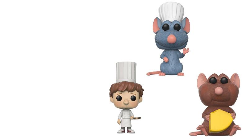 Figurine POP Disney's Ratatouille