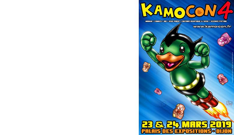 Kamo Con 4