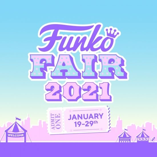 Funko Fair 2021 (Partie 2/2)